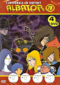 ALBATOR 78 - INTEGRALE 42 EPISODES - 4 DVD