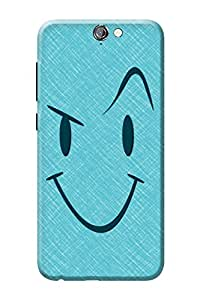 HTC One A9 Hard Case Kanvas Cases Premium Quality Designer 3D Printed Lightweight Slim Matte Finish Back Cover for HTC One A9
