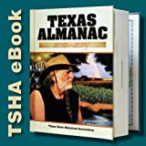 Texas Almanac 2012-2013 - EBook on CD