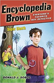 encyclopedia brown book report Encyclopedia brown mystery books for kids by donald j sobol at mystery bookstore - over 100 top mystery authors.