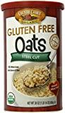Country Choice Organic Gluten Free Steel Cut Oats, 30 Ounce (Pack of 6)