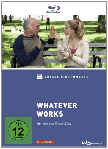 Whatever Works - Große Kinomomente [Blu-ray]