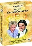 echange, troc Coffret Rire et comédie vol.1 : Les plus grands comiques, 54 sketches