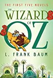 img - for The Wizard of Oz: The First Five Novels (Fall River Classics) book / textbook / text book