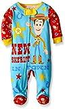 Disney Baby Boys' Toy Story One Piece Blanket Sleeper