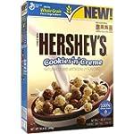 Hershey's Cookie 'n' Creme Cereal 10....
