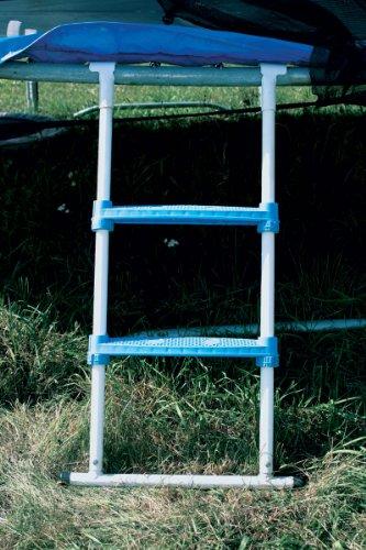 Trampolin Zubehör Universal Leiter für Gartentrampolin