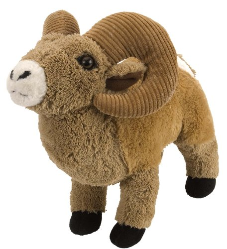 "Wild Republic Cuddlekins 12"" Big Horn Sheep"