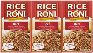 Rice A Roni Beef Flavor 6.8 oz