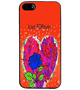 PrintDhaba Quote D-4640 Back Case Cover for APPLE IPHONE 4S (Multi-Coloured)