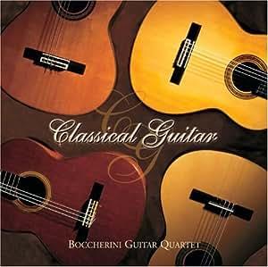 the boccherini guitar quartet classical guitar music. Black Bedroom Furniture Sets. Home Design Ideas