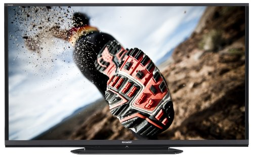 Sharp 3d Tv - Sharp LC-60LE550 60-inch Aquos 1080p 120Hz LED HDTV