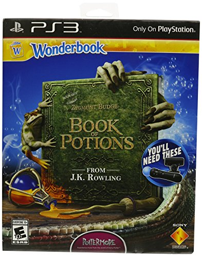 Book of Potions