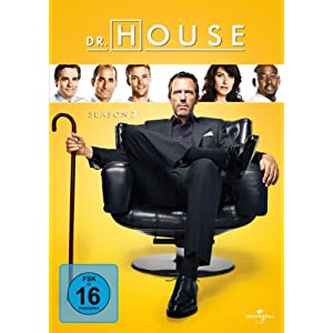 Dr. House - Season 7 (6 DVDs)