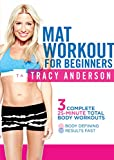 Tracy Anderson: Mat Workout for Beginners [DVD] [Region 1] [US Import] [NTSC]