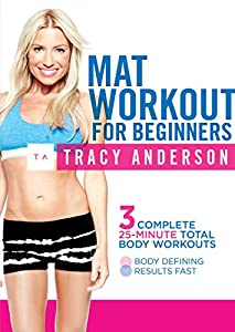 Amazon Com Ta Mat Workout For Beginners Tracy Anderson