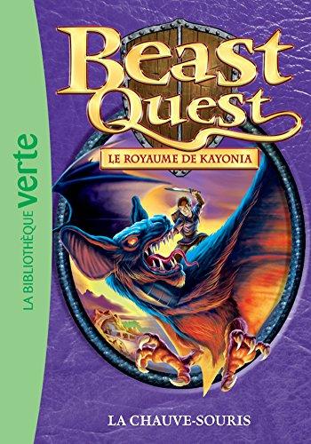 Beast Quest 37 - La chauve-souris (Ma Première Bibliothèque Verte)