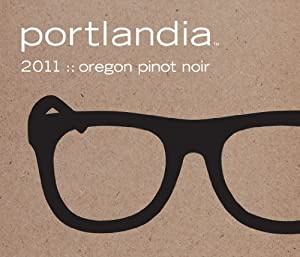 2011 Portlandia Pinot Noir 750ml from Rainier Wine
