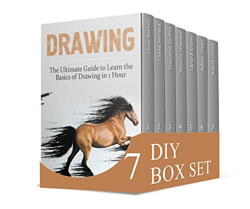 DIY Box Set: The Ultimate Guide to Learn the Basics of Drawing And Acrylic Painting Plus Ideas from Homemade Soaps and Lotions (How To Draw, Acrylic Painting, Manga) PDF