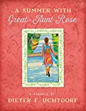 img - for A Summer with Great-Aunt Rose book / textbook / text book