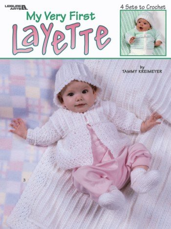 My Very First Layette - Crochet Patterns front-871537