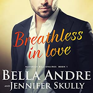 Breathless in Love Audiobook