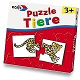 "Noris 898-1801 - Tier-Puzzle f�r Kleinkindervon ""Noris Spiele"""