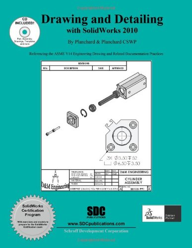 Drawing and Detailing with SolidWorks 2010