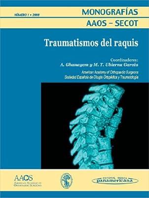 Traumatismos Del Raquis (Spanish Edition)