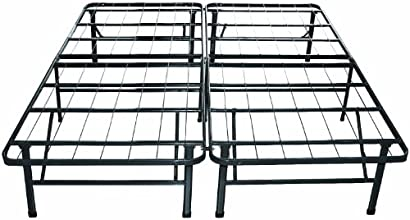 Classic Brands Hercules Platform Heavy Duty Metal Bed Frame/Mattress Foundation, Queen Size