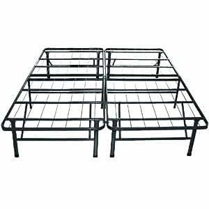 Classic Brands Hercules Platform Heavy Duty Metal Bed Frame/Mattress Foundation, Queen Size