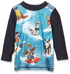Pumpkin Patch Baby Boys' T-Shirt (S5SW60004_Dress Blue_1)
