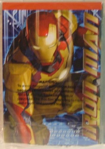 Iron Man 3. Seven Piece Set.