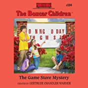 The Game Store Mystery: The Boxcar Children Mysteries, Book 104 | Gertrude Chandler Warner