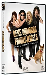 Gene Simmons Family Jewels: Complete Season 4