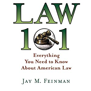 Law 101 Audiobook