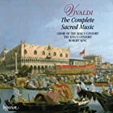 Vivaldi - The Complete Sacred Works