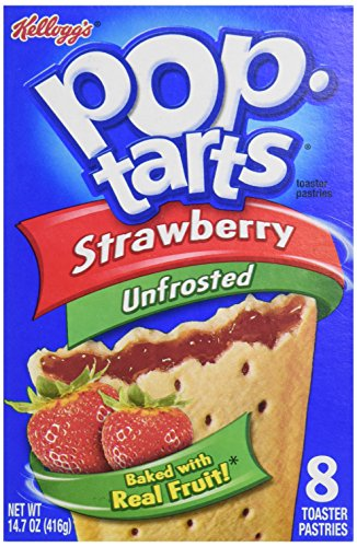 Pics Photos - Home Poptarts Kellogs Poptarts Frosted Blueberry 12 Pack ...