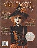 Art Doll Quarterly Magazine August/September/October 2014
