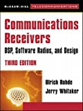 Communications Receivers: DPS, Software Radios, and Design (0071201688) by Rohde, Ulrich L.