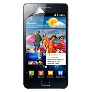 STK Screen protector for Samsung Galaxy S2 i9100 (Clear)