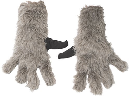Rubies Guardians of the Galaxy Rocket Raccoon Child Size Costume Gloves (Rockets Merchandise compare prices)