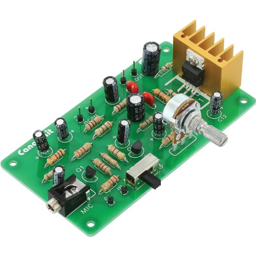 Canakit Ck161 - 10W Audio Amplifier With Microphone Pre Amp (Electronic Kit - Requires Assembly)