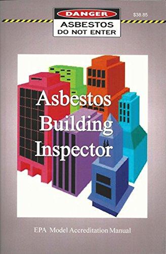 Asbestos Building Inspector PDF