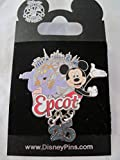 Disney Mickey & Figment Epcot 25th Anniversary Trading Pin Bx7