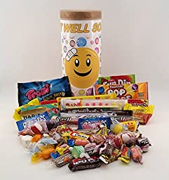 Get Well Soon Candy Time Capsule