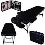 Massage-Imperial-Ultra-Lightweight-Professional-Knightsbridge-Aluminium-10Kg-Black-2-Section-Portable-Massage-Table-Couch-Bed-Spa-With-5cm2-High-Density-Foam