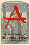 Image of The Scarlet Letter In Plain and Simple English (Includes Study Guide, Complete Unabridged Book, Historical Context, and Character Index)(Annotated)