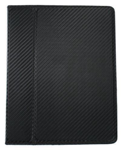 Logiix 10206 Roadster iPad Carbon Fiber Folio Case (MultiView)