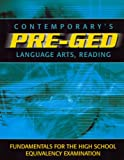 Contemporary Pre-GED Language Arts and Reading (Contemporary
